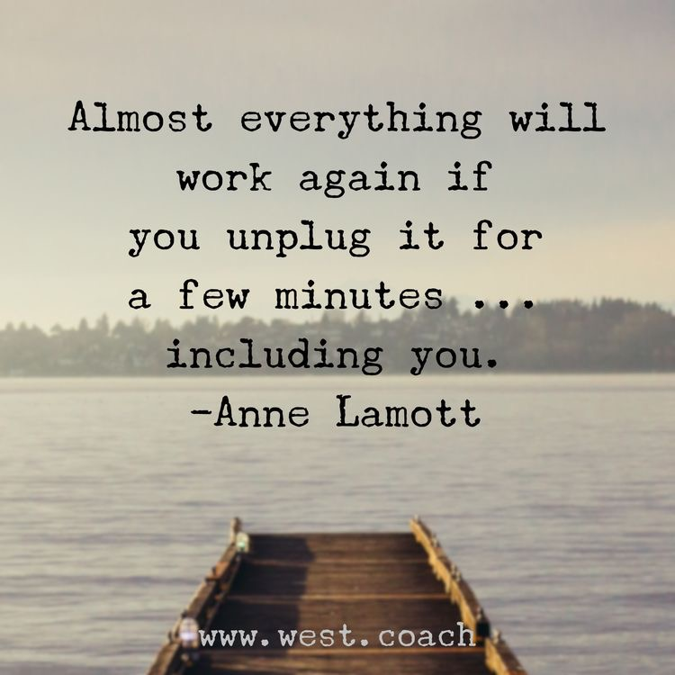 Almost everything will work again if you unplug it for a few minutes...even you